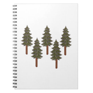 THE FOREST TRANQUILITY NOTE BOOKS