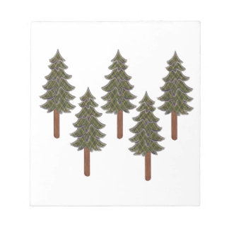 THE FOREST TRANQUILITY NOTEPADS