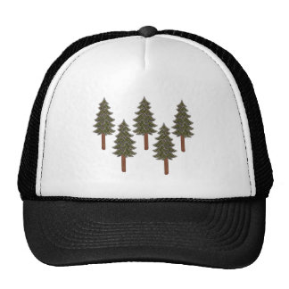 THE FOREST TRANQUILITY TRUCKER HAT
