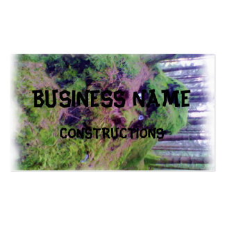 The Forest Troll Pack Of Standard Business Cards