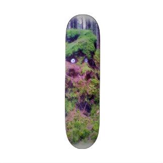 The Forest Troll Skateboard