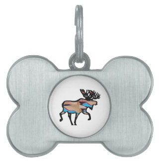 THE FOREST VISION PET NAME TAGS