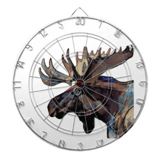 THE FOREST WANDERERS DARTBOARD