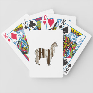 THE FOREST WITHIN BICYCLE PLAYING CARDS