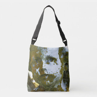 The Forgotten Angel Photographic Art Crossbody Bag