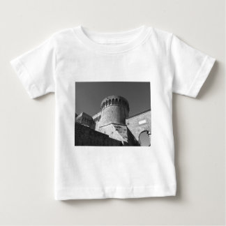 The Fortezza Medicea of Volterra . Tuscany, Italy Baby T-Shirt
