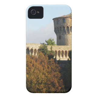 The Fortezza Medicea of Volterra, Tuscany, Italy Case-Mate iPhone 4 Case