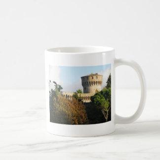The Fortezza Medicea of Volterra, Tuscany, Italy Coffee Mug