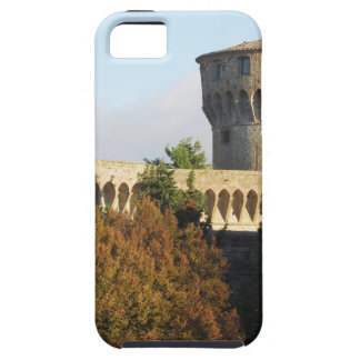 The Fortezza Medicea of Volterra, Tuscany, Italy iPhone 5 Cases