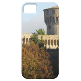 The Fortezza Medicea of Volterra, Tuscany, Italy iPhone 5 Covers
