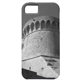 The Fortezza Medicea of Volterra . Tuscany, Italy iPhone 5 Covers