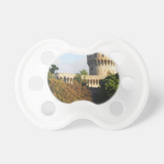 The Fortezza Medicea of Volterra, Tuscany, Italy Pacifier
