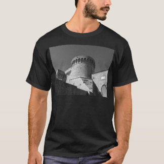 The Fortezza Medicea of Volterra . Tuscany, Italy T-Shirt