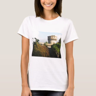 The Fortezza Medicea of Volterra, Tuscany, Italy T-Shirt