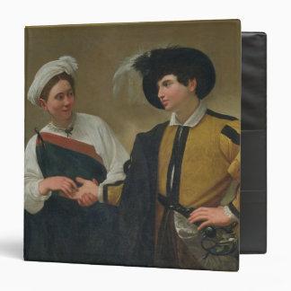 The Fortune Teller (La Buona Ventura), c.1594 Vinyl Binders