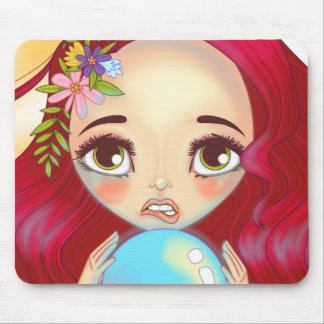 The Fortune Teller Mouse Pad