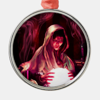 The Fortune Tellers Daughter Ornament