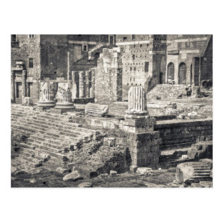 The Forum of Augustus is one of the Imperial 2 Postcard