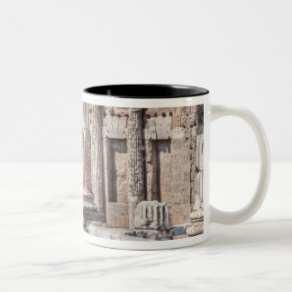 The Forum of Augustus is one of the Imperial 4 Two-Tone Coffee Mug