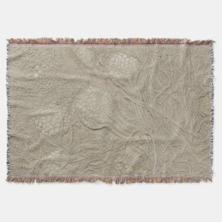 The Fossil Rug Collection Throw Blanket