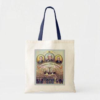 The Founders of Odd Fellowship in America Tote Bag
