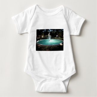 The fountain baby bodysuit