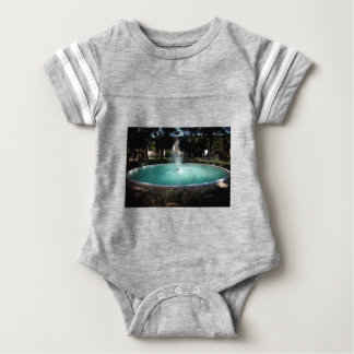 The fountain baby bodysuit