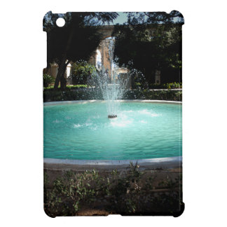 The fountain cover for the iPad mini