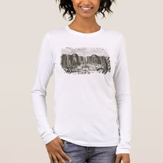 The fountain in the maze at the Princely Pleasure Long Sleeve T-Shirt