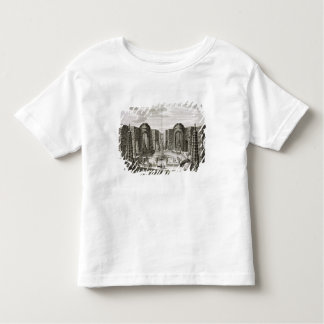 The fountain in the maze at the Princely Pleasure Toddler T-shirt