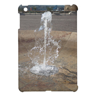 The fountain iPad mini case
