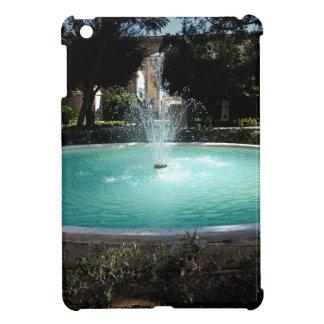 The fountain iPad mini cover