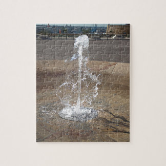 The fountain jigsaw puzzle