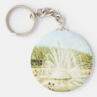 The Fountain Keychain