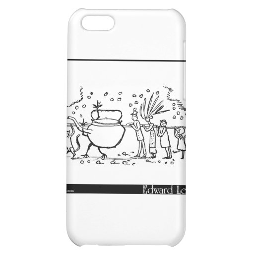 The Four Children Cover For iPhone 5C