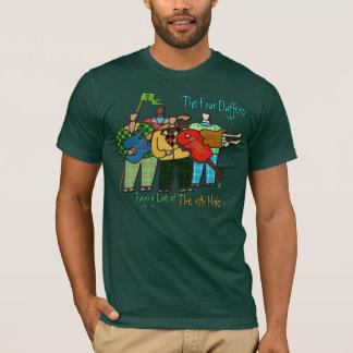 The Four Duffers (T-Shirt for Men) T-Shirt