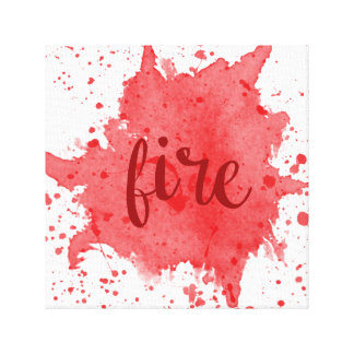 The Four Elements: Fire Wall Art
