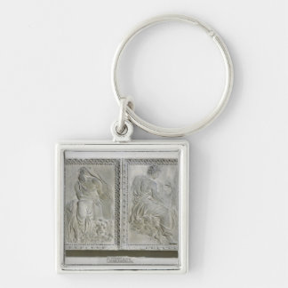 The Four Evangelists Keychain
