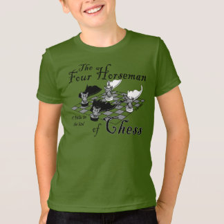 The Four Horsemen of Chess, Youth t-shirt