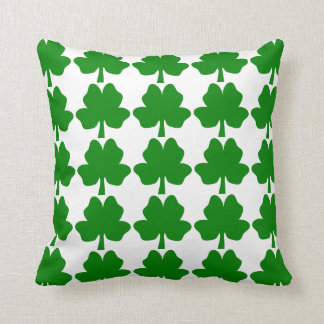 The Four-Leaf Clover For Luck Pillow