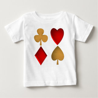 The four suits baby T-Shirt