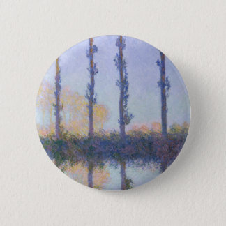 The Four Trees 2 Inch Round Button