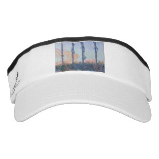 The Four Trees by Claude Monet Visor