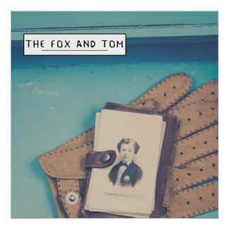 The Fox and Tom Poster