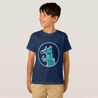 the fox gives some advice funny cartoon T-Shirt