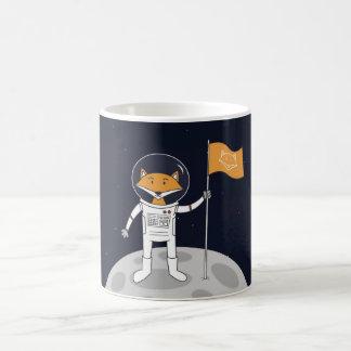 The Fox on the Moon Coffee Mug