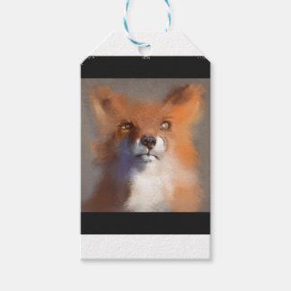 The Fox Pack Of Gift Tags
