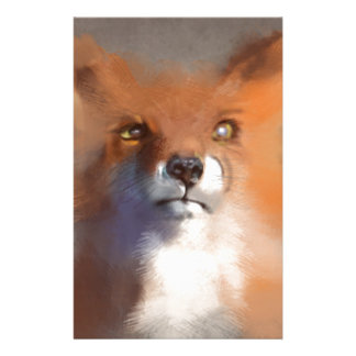 The Fox Stationery