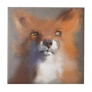 The Fox Tile