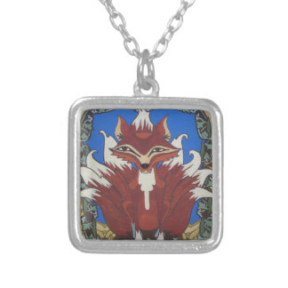 The fox with nine tails necklaces
